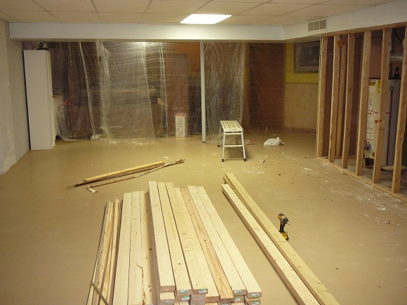 Quality Basement Remodeling Contractor - D and S ...
